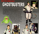 Mattel Ghostbusters Toy Line