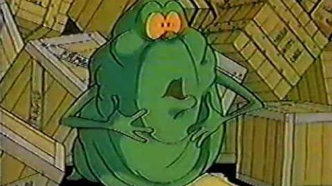 Commercial Bumper - The Real Ghostbusters (Version 2) 1987-1988
