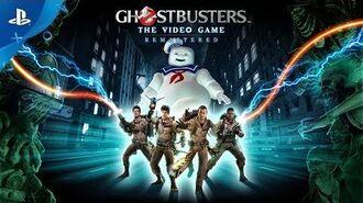 Ghostbusters The Video Game Remastered - Dan Aykroyd PS4