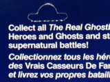 Canada The Real Ghostbusters Toy Line
