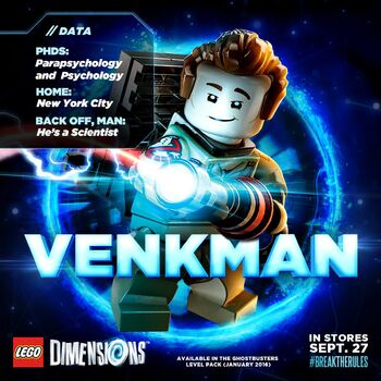 Lego Dimensions Ghostbusters: Level Pack | Ghostbusters Wiki ...