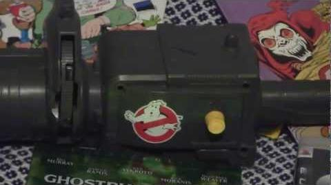 My Ghostbusters collection