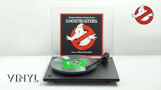 GHOSTBUSTERS - 35th Anniversary Edition Vinyl Unboxing