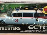 Ecto-1 Diecast with Slimer (Joyride/Round 2)