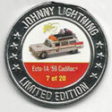 Johnny Lighting Ecto1A Anniversary Edition Coin1