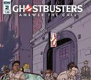 IDW Publishing Comics- Ghostbusters Answer The Call 2