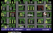 C64 Ghostbusters