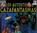 Los Autenticos Cazafantasmas Editorial Perfil Comics