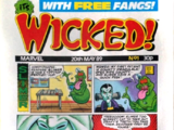 Marvel Comics Ltd- It's Wicked! Series