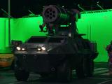 Government Proton Gun Vehicle
