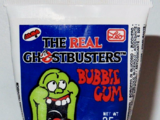 Alma The Real Ghostbusters candy and sweet food products line