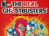 Marvel Comics Ltd- The Real Ghostbusters: The Return of Mr Stay Puft