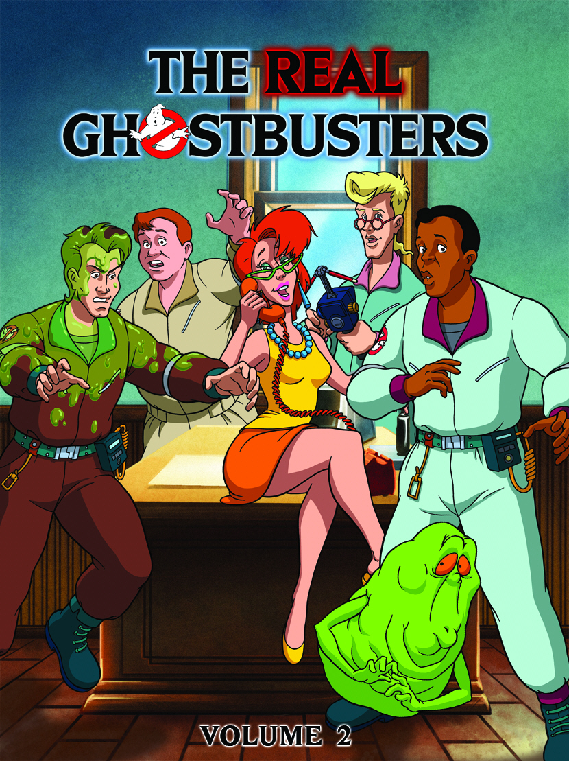 The Real Ghostbusters Box Set Volume 2 Ghostbusters Wiki