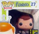 POP! Funko: Ghostbusters related figures of Freddy Funko Set
