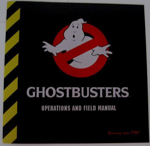 File:GhostbustersTheBoardGameOperationsAndFieldManualFront.jpg