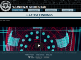 Kenneth P. Higgins Institute of Science Paranormal Studies Lab (Web Site)