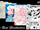 The Art of The Real Ghostbusters (Fan Site)