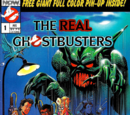 NOW Comics- The Real Ghostbusters Series