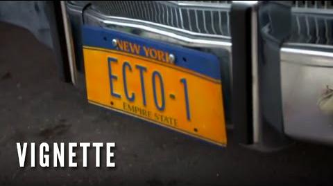 GHOSTBUSTERS Vignette - The Ecto-1