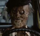 Zombie Taxi Driver