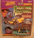 Johnny Lighting Ecto1A BlueGreen1
