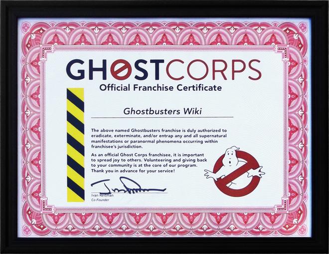 GhostCorpsOFCForGhostbustersWiki