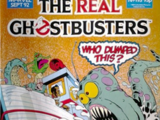 Marvel Comics Ltd- The Real Ghostbusters 193