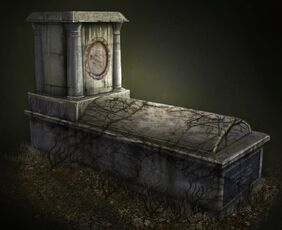 The Concept-Art of Cemetery002-Grave