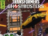 IDW Publishing Comics- Transformers/Ghostbusters: Ghosts of Cybertron 3