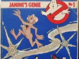 Knight Books- The Real Ghostbusters: Janine's Genie