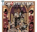 IDW Publishing Comics- Ghostbusters Answer The Call 1