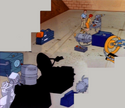 EgonsEquipmentinAfterlifeintheFastLaneepisodeCollage