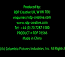 RDP Creative UK produced Ghostbusters Merchandise line