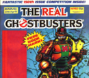 Marvel Comics Ltd- The Real Ghostbusters 150