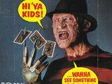 Topps Fright Flicks Trading Cards