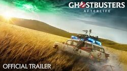 GHOSTBUSTERS - AFTERLIFE - Official Trailer (HD)