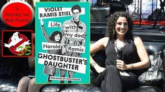 Ghostbusters Fan Fest Violet Ramis Stiel Panel (Last One)