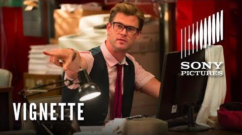 GHOSTBUSTERS Character Vignette - Kevin (Chris Hemsworth)