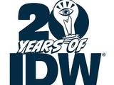 Ghostbusters IDW Publishing Comics