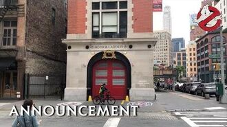 GHOSTBUSTERS AFTERLIFE – Look Who Accepted The Call