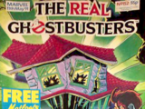 Marvel Comics Ltd- The Real Ghostbusters 152