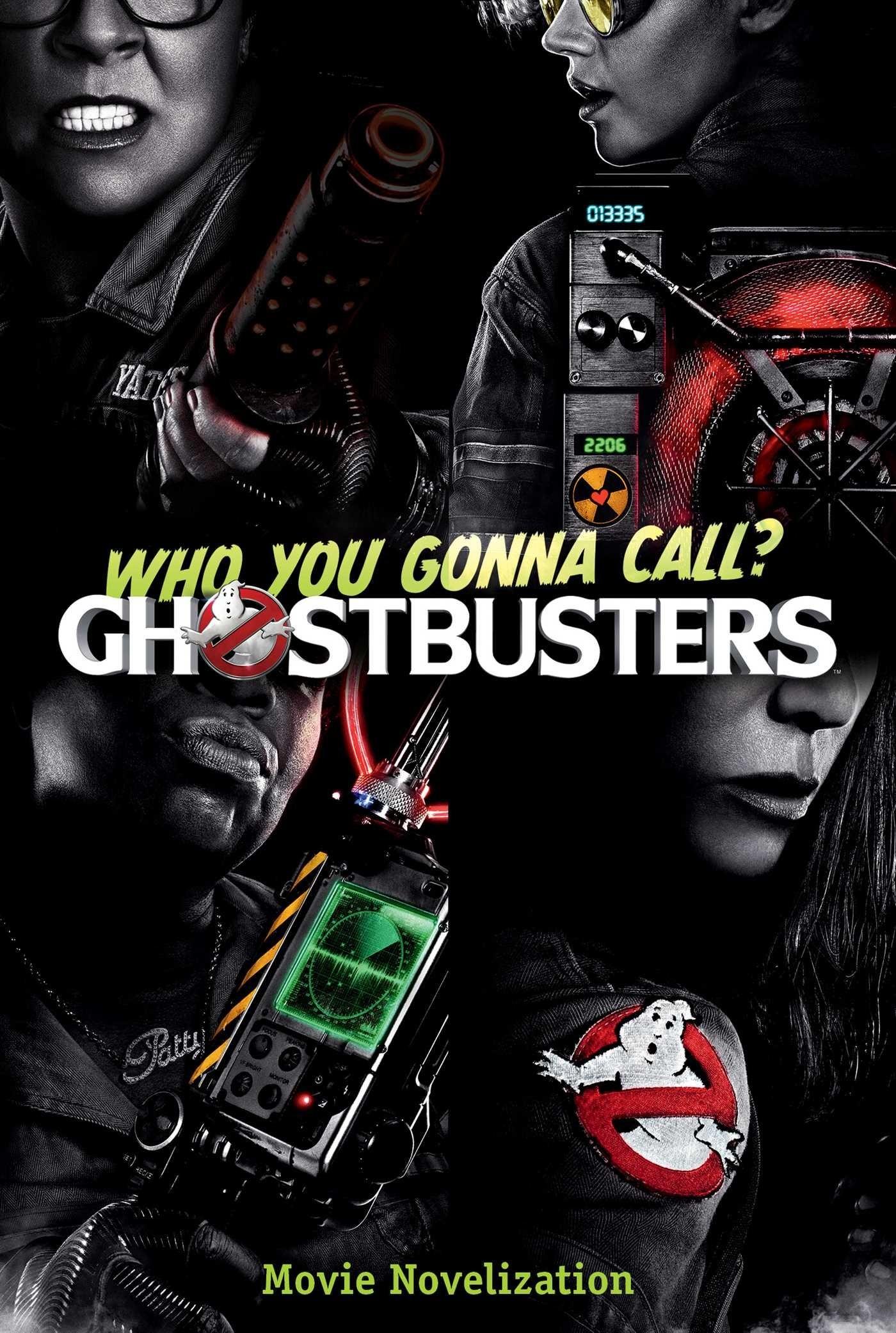 Kristen Wiig Ghostbusters Poster