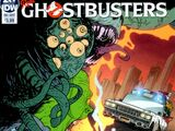 IDW Publishing Comics- Ghostbusters 35th Anniversary: The Real Ghostbusters