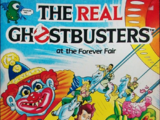 Marvel Comics Ltd- The Real Ghostbusters: at the Forever Fair