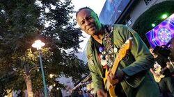Ray Parker Jr. Concert at Ghostbusters Fan Fest
