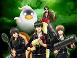 Gin Tama X Gorisuto Busters Promotion