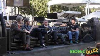 Ghostbusters Directors Panel at Fan Fest on Sony Lot