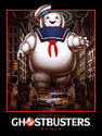 Gallery 1988 Art01 Ghostbusters Commemorative Show Poster by Mike Mitchell