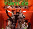 IDW Publishing Comics- Teenage Mutant Ninja Turtles/Ghostbusters TPB