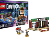 Lego Dimensions Ghostbusters (2016 Movie): Story Pack